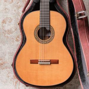 Alhambra Luthier India Montcabrer Goma-laca Entera