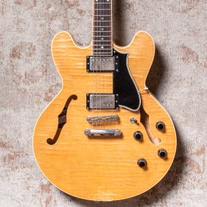 Heritage Standard H-535 Semi-Hollow Antique Natural