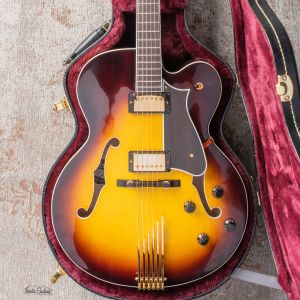 Heritage Standard Eagle Classic Hollow Original Sunburst