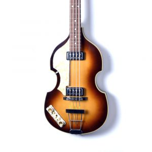 Höfner Violin Paul McCartney Bajo Zurdo