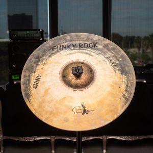 Istanbul Mehmet Funky Rock Shiny Hi-Hat 14 Demo