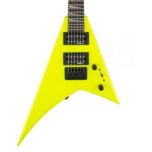 Jackson JS1X Rhoads Minion Neon Yellow