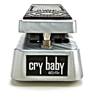 Dunlop ZW45 Cry Baby Zakk Wylde Signature Wah Wah Pedal