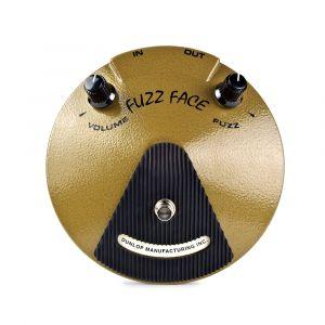 Dunlop Eric Johnson Signature Fuzz Face Distortion Pedal