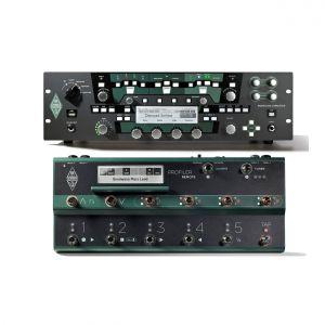 Kemper Profiler Rack + Remote Set