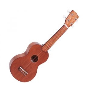 Mahalo Ukulele Kahiko Plus Transparent Brown