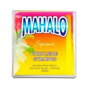 Mahalo USN30 Soprano Ukulele Strings Set