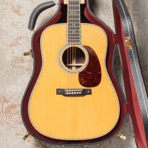 Martin D-42 Dreadnought Acoustic Guitar