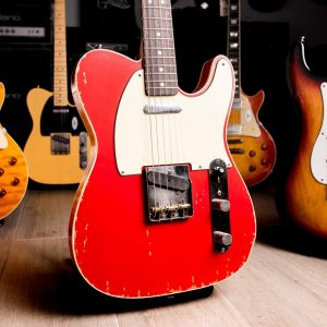 MayBach Teleman T61 Custom Red Rooster (Used)