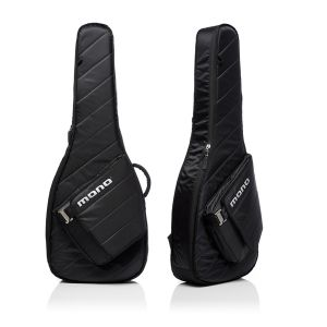 MONO M80 Sleeve Funda Guitarra Acústica (Negro)