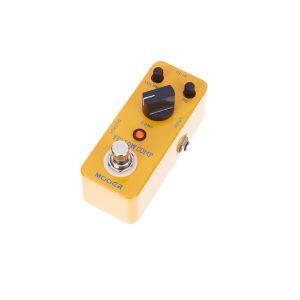 Mooer Yellow Compressor Pedal