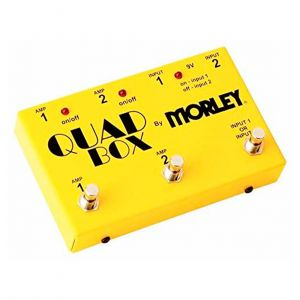 Morley QUAD Box Selector