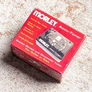 Morley Accu Tuner / Afinador