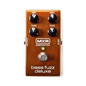MXR M84 Custom Audio Electronics Bass Fuzz Deluxe
