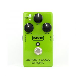 MXR M269 Carbon Copy Bright Analog Delay