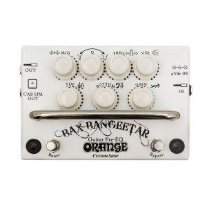 Orange Bax Bangeetar Guitar Pre-EQ White