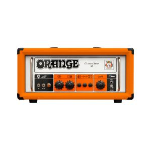 Orange Custom Shop CS50