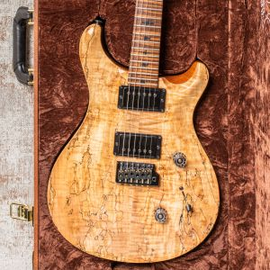 PRS Custom 24 Private Stock Spalted Maple #7835