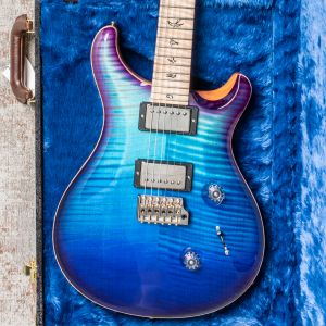 PRS Custom 24 CC 10-Top WL Blue