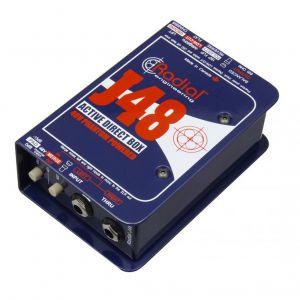 Radial J48 DI Active Direct Box
