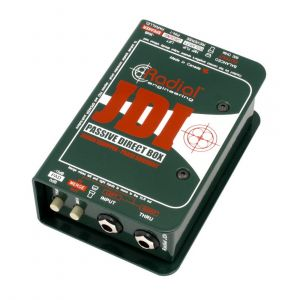 Radial JDI DI Passive Direct Box
