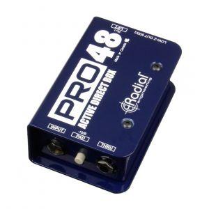 Radial Pro48 DI Active Direct Box