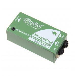 Radial StageBug SB 2 Passive Direct Box