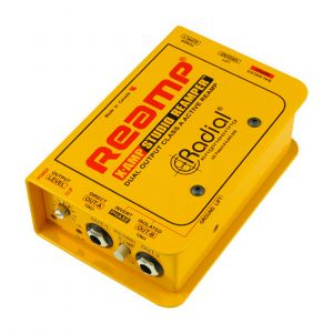 Radial X-Amp Active Reamp