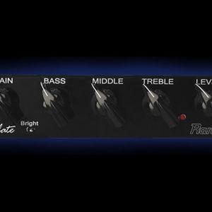Randall MTS Treadplate Style Preamp Module