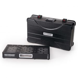 RockBoard QUAD 4.2 Pedalboard with ABS Case