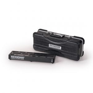 RockBoard DUO 2.1 Pedalboard with ABS Case