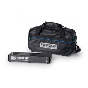 RockBoard DUO 2.0 Pedalera con Funda