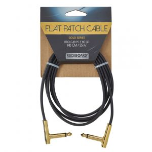 RockBoard GOLD Flat Patch Cable 140 cm