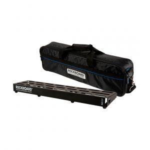RockBoard DUO Pedalboard 2.2 with Gig Bag