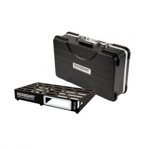 RockBoard TRES 3.0 Pedalboard with ABS Case