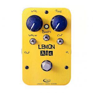 Rockett Pedals Lemon AID Boost-Overdrive