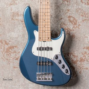 Sadowsky MetroLine 24-5 Vintage J/J - Dark Lake Placid Blue