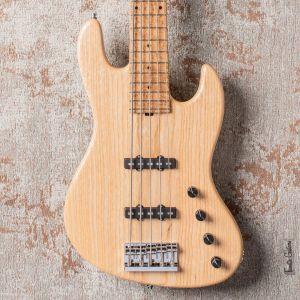 Sadowsky Custom Shop 21 Standard Bajo de 5 Cuerdas - Natural