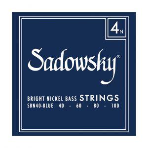 Sadowsky NW Blue Label Set 40-100