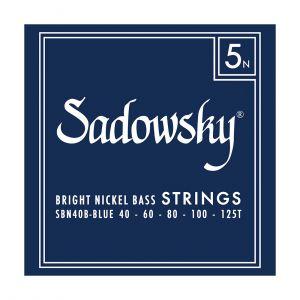 Sadowsky NW Blue Label 5 Set 40-125T