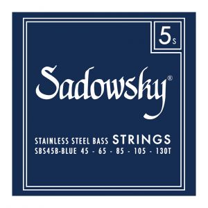 Sadowsky SS Blue Label 5 Set 45-130T