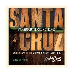 Santa Cruz Parabolic Tension Strings – Low Tension