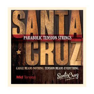 Santa Cruz Parabolic Tension Strings – Mid Tension