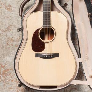 Santa Cruz D Model Guitar LH, Zurda