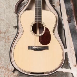Santa Cruz OM Model Guitar