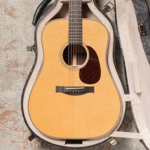 Santa Cruz Brad Paisley Pre War Model Guitar