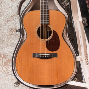 Santa Cruz Guitars OM Pre-War #5671 Acoustic Guitar