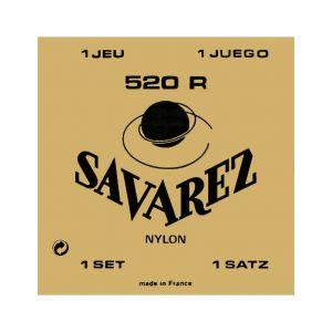 Savarez 520-R Carta Roja Alta Cuerdas Guitarra Española