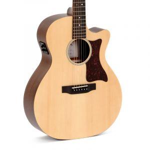 Sigma GMC-STE Acoustic-Electric Guitar
