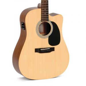 Sigma DMC-STE Acoustic-Electric Guitar